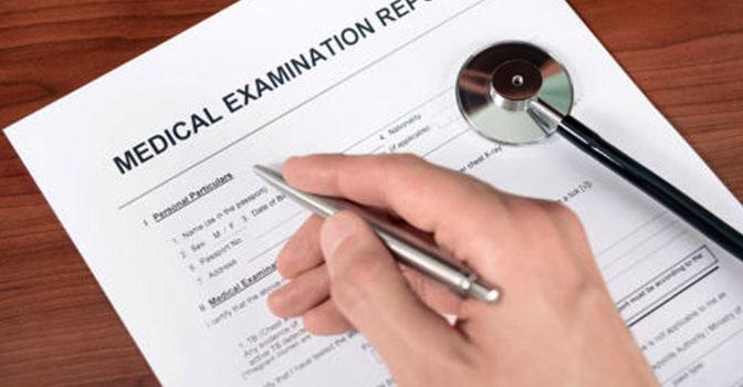 independent medical exam