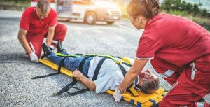 car accident injuries Ohio Healthcare Partners