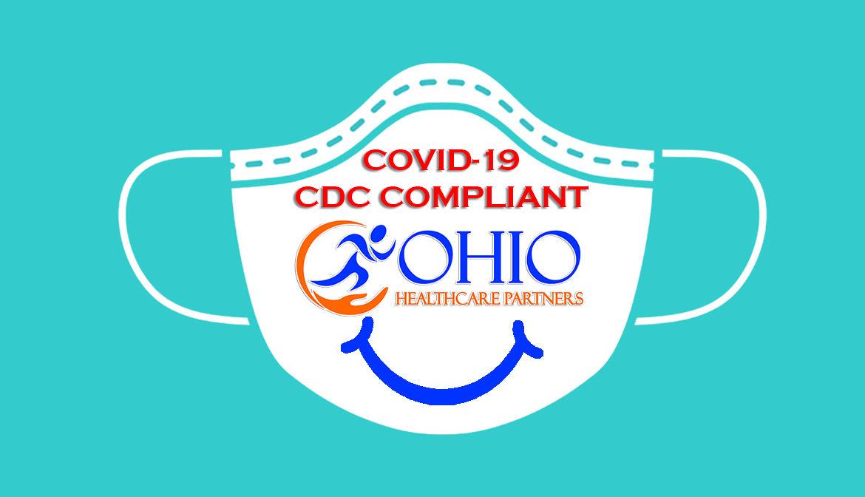 Covid compliant Ohio Healthcare Partners Akron Fairlawn